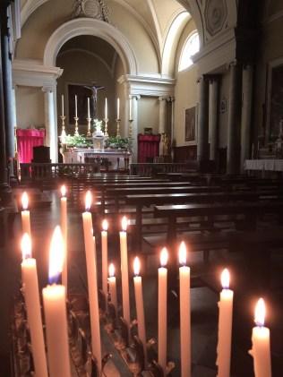 Volterra - Kirche