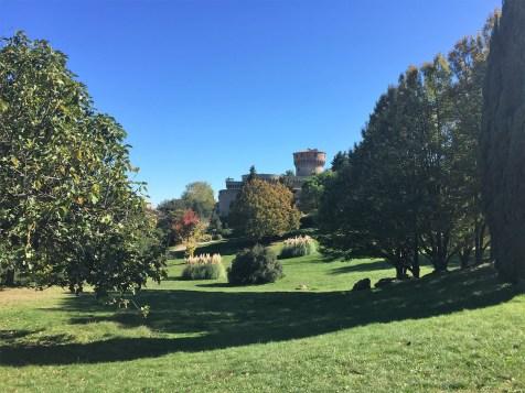 Volterra - Gefängnis mit Garten