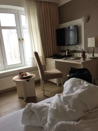 Mein Hotelzimmer - Single Room