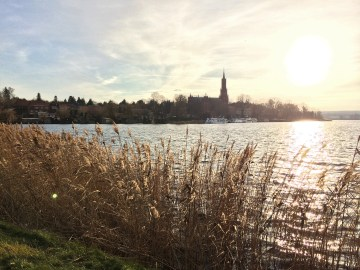Inselstadt Malchow - unsere letzte Reise in 2017
