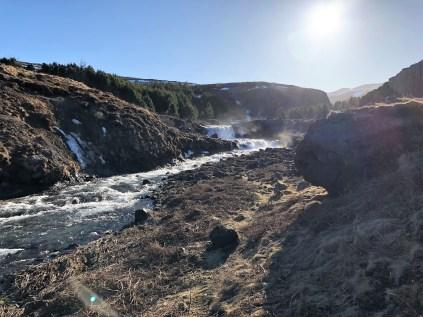wieder mal ein Wasserfall