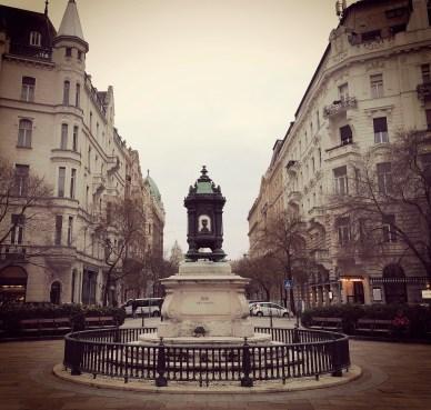 Stadtrundgang in Budapest