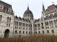 Blick aufs Parlament