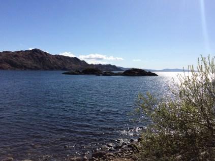 Ausblick auf die Hebridensee