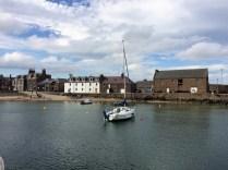 Hafen von Stonehaven