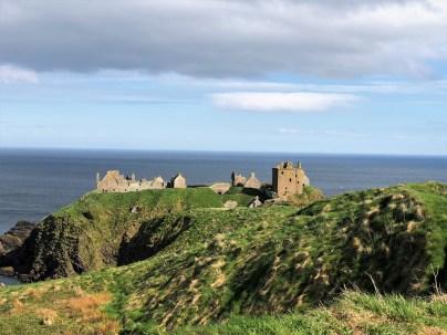 Dunnottar Castle - spektakuläre Wohnlage