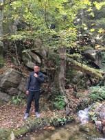 Am Varvara Wasserfall