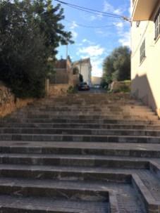 Überall Treppen - mein schlimmster Albtraum