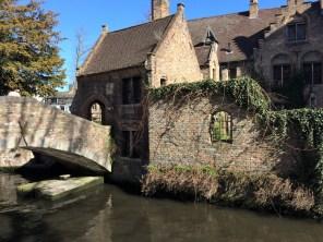 Älteste Brücke von Brügge