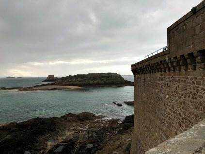 Saint Malo Aussicht