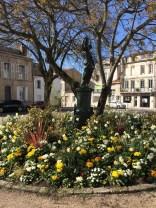 Frühling in La Rochelle