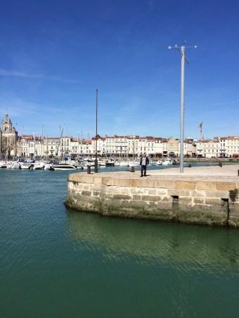 La Rochelle - Wir getrennt durchs Meer