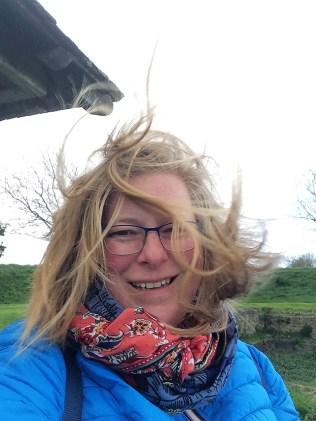 Ganz schön windig