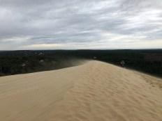 Dune de Pilat - auf dem Gipfel