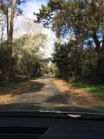 ganz schön kleine Straße