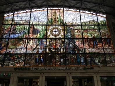 Bahnhof Bilbao