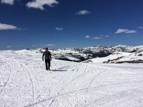 Andorra - mitten im Schnee
