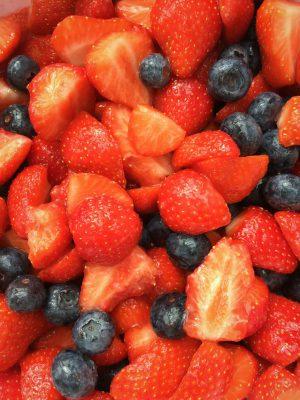 Erdbeerzeit Mai