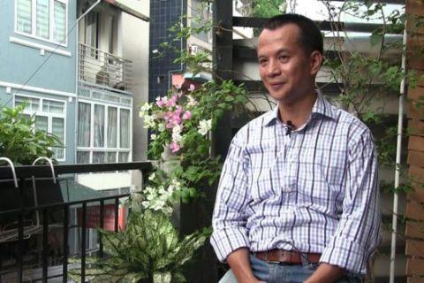 Ông Nguyễn Hoàng Phương thành lập Greener Group vào năm 2013.