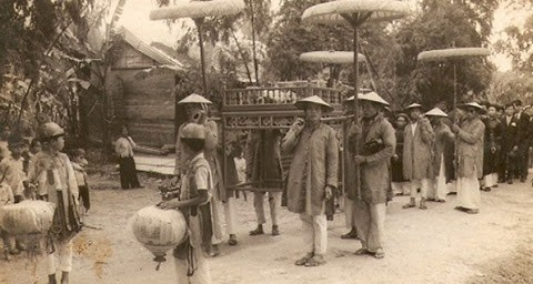 Image result for tang lễ xưa