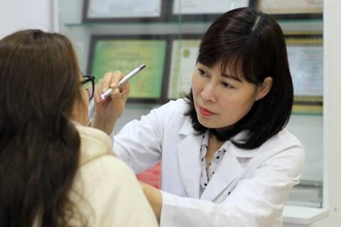Chị Lã Hà Ảnh: Phan Dương.