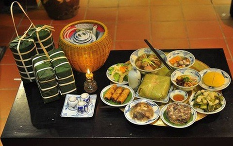 Image result for cúng giao thừa