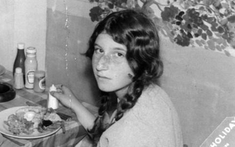 Margo Perin ở Scotland vào năm 1966 hoặc năm 1967. Ảnh: BBC.