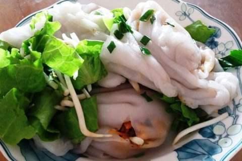 Tổng hợp đặc sản Bạc Liêu: Bánh củ cải Bạc Liêu - VietFlavour.com