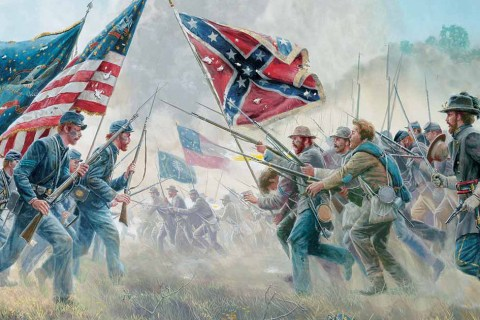 Tháng 4 là mốc thời gian đáng lưu ý của lịch sử Hoa Kỳ