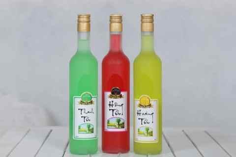 Rượu đế Hòa Long là một trong các đặc sản Bà Rịa Vũng Tàu đặc hữu nhất - Vietflavour