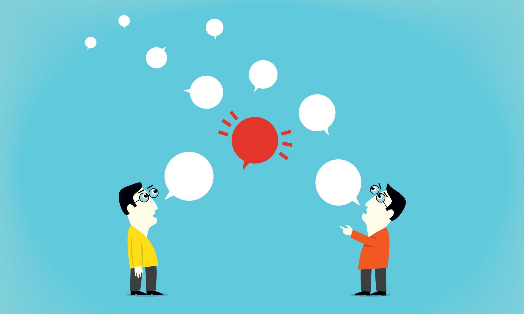 Chuyên nghiệp trong giao tiếp, làm sao để nói chuyện với người mà ...