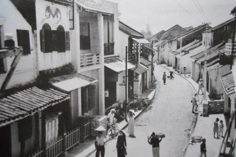 Di sản Hội An qua ảnh xưa - Phố cổ Hội An - Di sản văn hóa thế giới