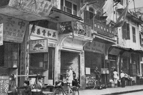 Loạt ảnh đẹp về Hà Nội Năm 1959