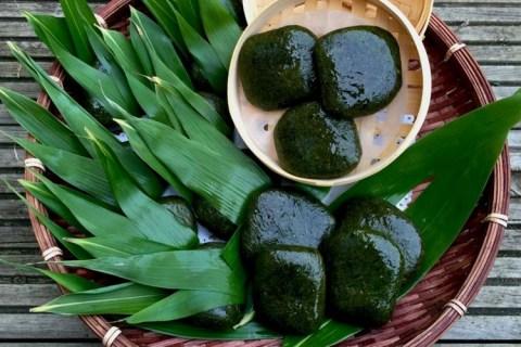 Bánh ngải Lạng Sơn