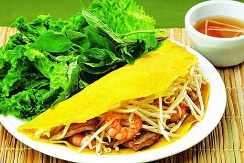 Bánh Xèo đặc Sản Phú Yên