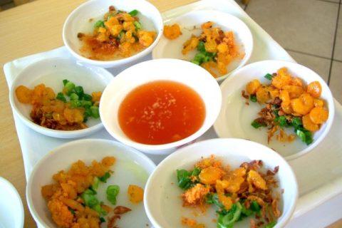 đặc sản bánh bèo chén Phú Yên