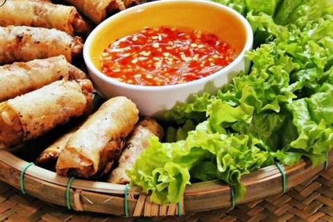 Đặc sản Hà Tĩnh: Ram bánh mướt