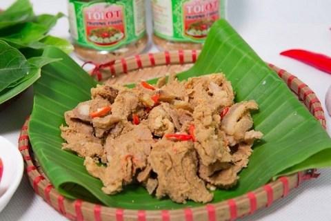 10 món ăn đặc sản Phú Thọ
