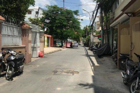 Bán nhà mặt tiền (nh 7.4x18) Trần Hữu Trang P11 Phú Nhuận.