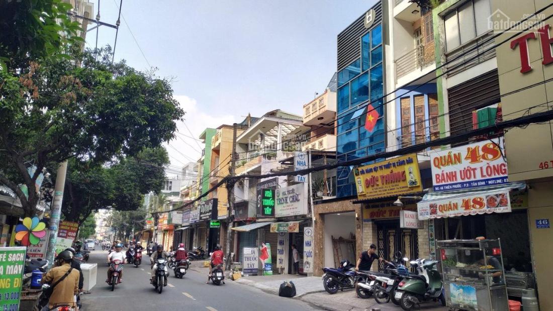 Bán nhà mặt tiền đường Nguyễn Hữu Cầu, Quận 1