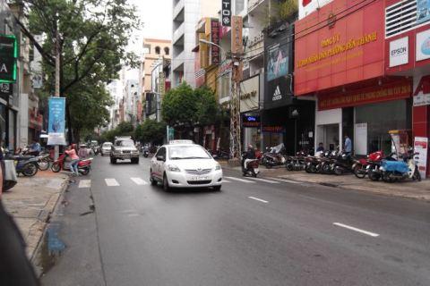 Hiệp Hội BĐS VN: Cần bán nhà mt Cao Bá Nhạ, p. Nguyễn Cư Trinh, Q.1. DT:  4.4/5.4x17. Giá 28t thương lượng