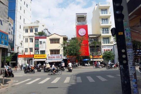 Bán nhà phố đường Thích Quảng Đức, phường 5, quận Phú Nhuận, TP.Hồ Chí  Minh, diện tích 212m2, hẻm xe hơi thông, dân trí cực kỳ cao