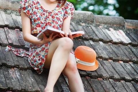 Cô Gái, Đọc, Cuốn Sách, Giáo Dục, Trẻ, Người, Hạnh Phúc
