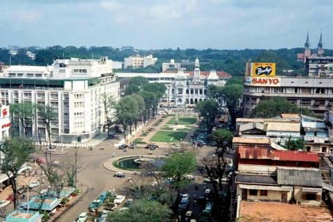 Bảng đối chiếu tên đường phố Sài Gòn thời Pháp thuộc, VNCH và hiện tại