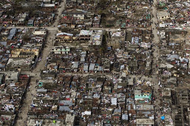 Những bức ảnh gây sốc về Haiti, đất nước có Tổng thống vừa bị ám sát tại nhà riêng - Ảnh 1.