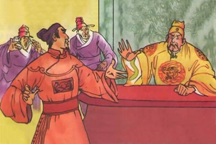 Bἀn lῖnh người Giao Chỉ khiến vua Hάn phἀi bội phục