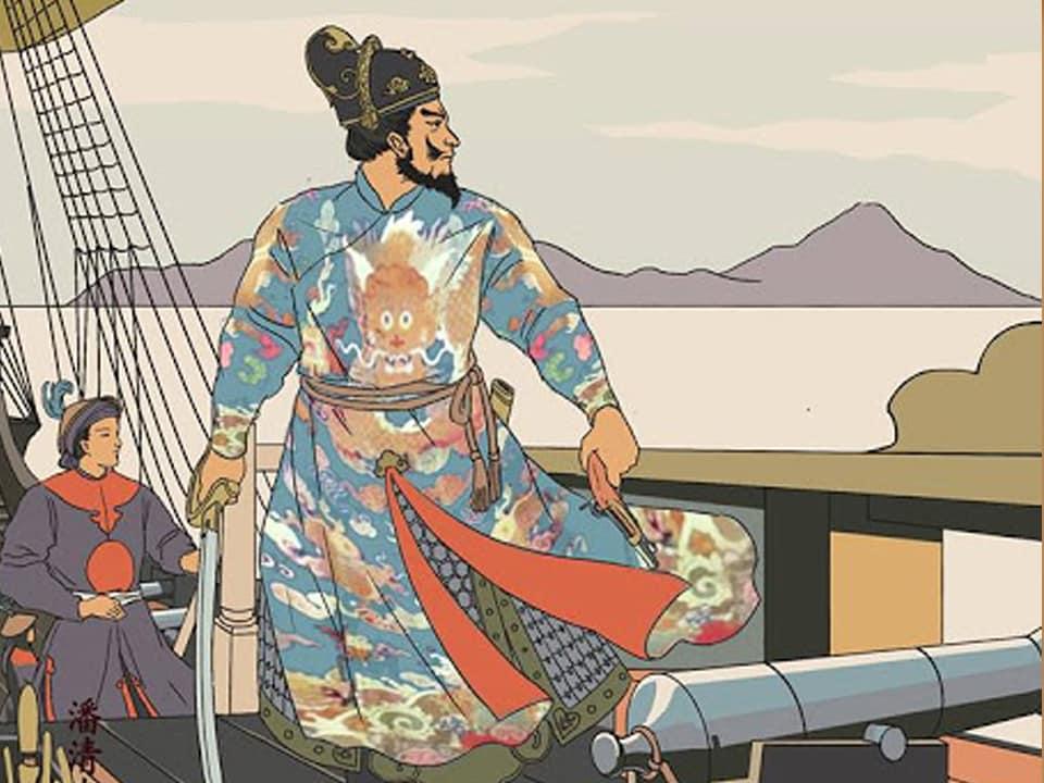 """Chút suy nghĩ về chuyện """"Cõng rắn cắn gà nhà"""" của Nguyễn Ánh – Gia Long    Nghiên Cứu Lịch Sử"""