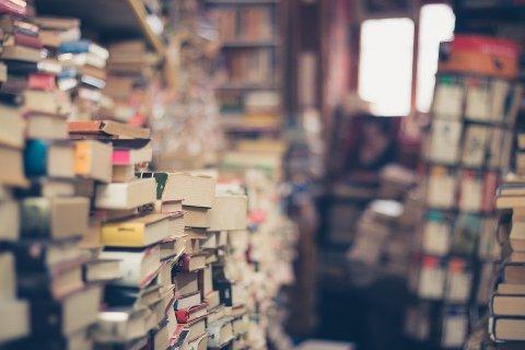 Sách, Cây Rơm, Cửa Hàng Sách, Chồng Sách, Tay Thứ 2