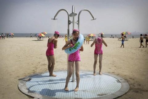 Khám phá thành phố du lịch biển kiêm... bãi thử tên lửa Triều Tiên - ảnh 5