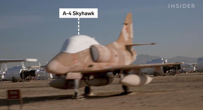 Tham quan nghῖa trang mάy bay lớn nhất thế giới nσi gần 4000 chiếc mάy bay đang yên nghỉ - Ảnh 5.